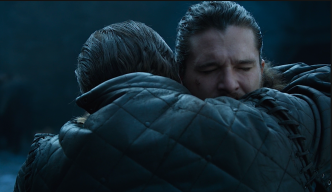 Sam Jon Snow Game of Thrones The Last of the Starks