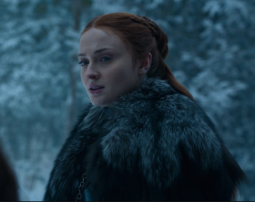 Sansa Game of Thrones The Last of the Starks