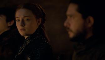 Sansa Stark Game of Thrones The Last of the Starks