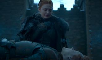 Sansa Stark Theon Game of Thrones The Last of the Starks