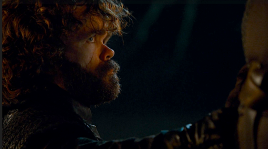 Tyrion Lannister says good-bye to Lord Varys