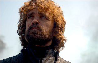 Tyrion Lannister worries