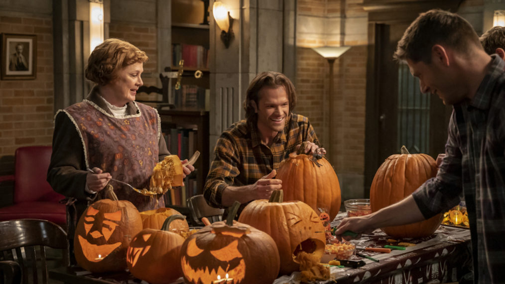 "Supernatural ""Last Holiday"