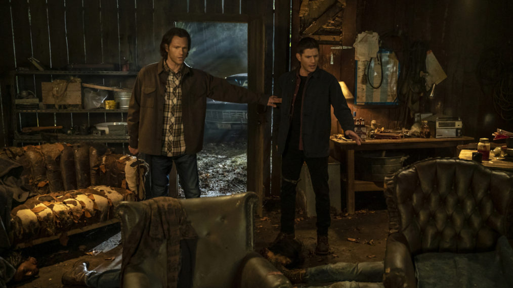 "Supernatural ""Last Holiday"""
